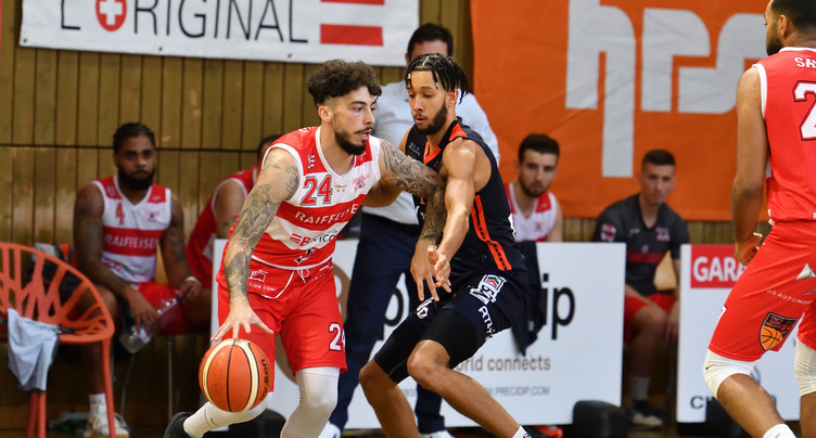 Le BCB recevra bien Genève pour son premier match de l'année
