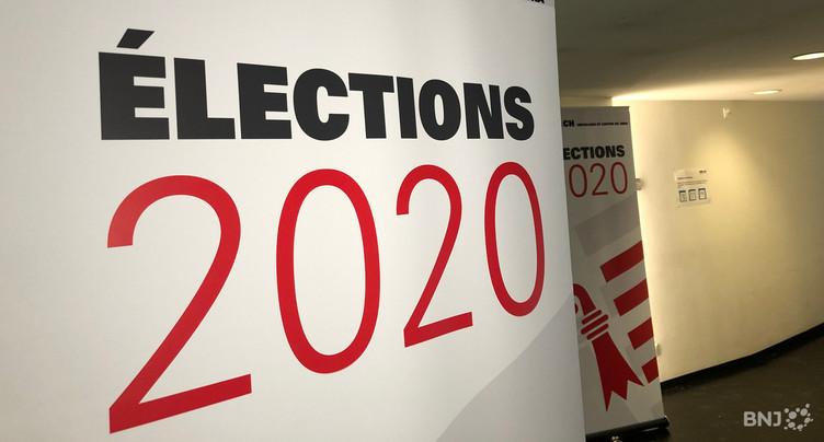 Les partis de centre-droite s'entendent en vue de l'élection au gouvernement jurassien