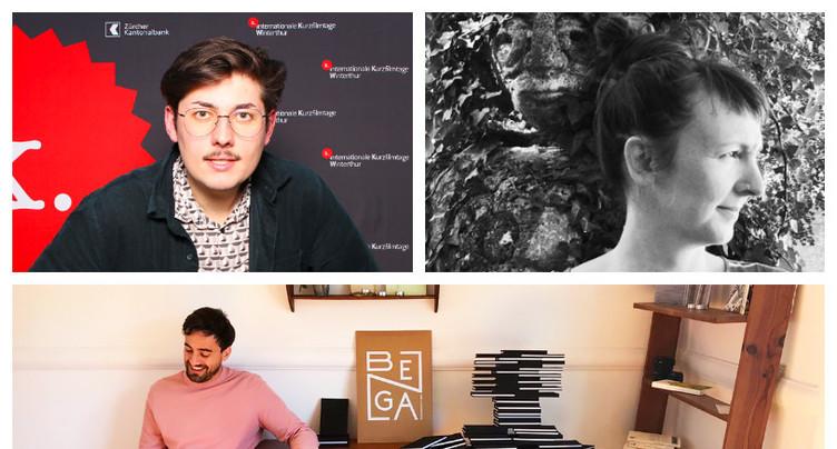 Trois artistes neuchâtelois gagnent une bourse pour un séjour à Berlin