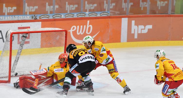 Le HC Bienne est mal en «points»