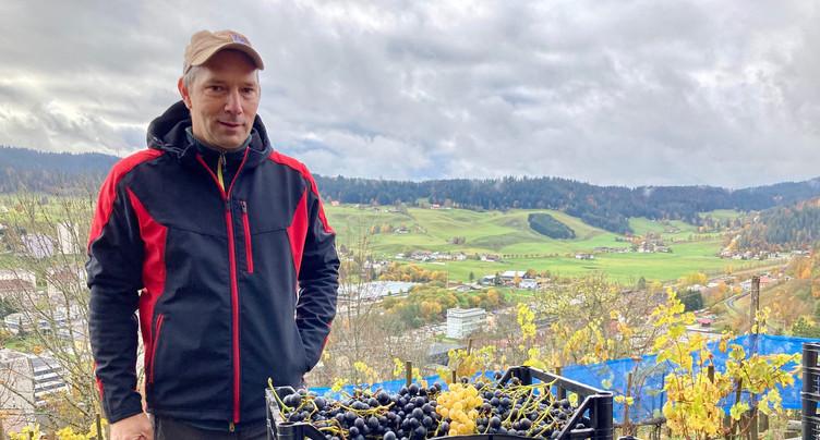 Maigre récolte pour les Vignerons montagnons