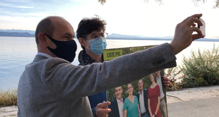 Jour d'élections avec Mauro Moruzzi