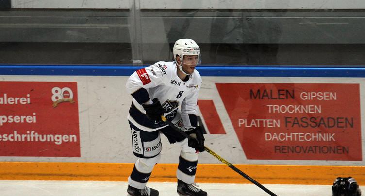 Le HC La Chaux-de-Fonds retrouve le goût de la victoire