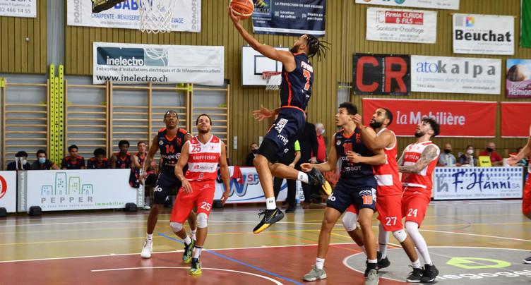 Pas d'arrêt pour la Swiss Basketball League