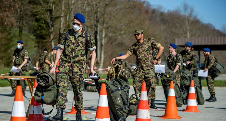 L'armée et la protection civile appelées en renfort