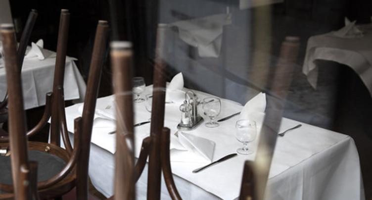Réouverture des restaurants le 10 décembre