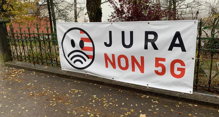 Le collectif JURA NON 5G réitère ses préoccupations