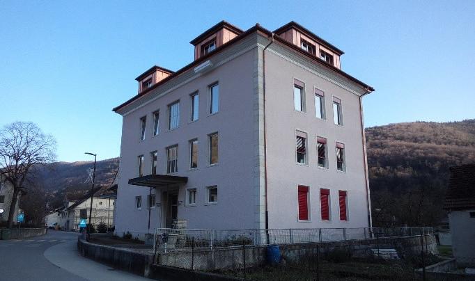 Une nouvelle école pour Péry-La Heutte