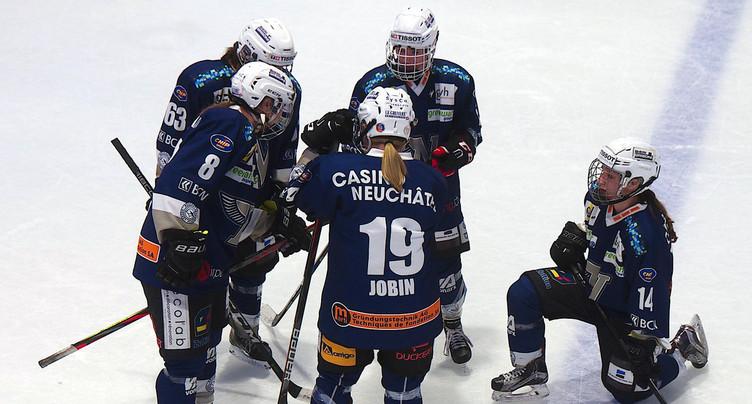 La Neuchâtel Hockey Academy crée l'exploit