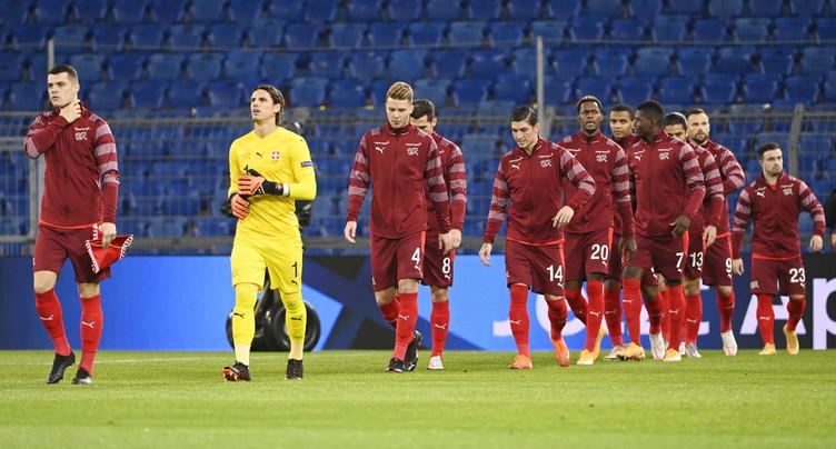 L'UEFA inflige une défaite 3-0 à l'Ukraine : la Suisse se maintient