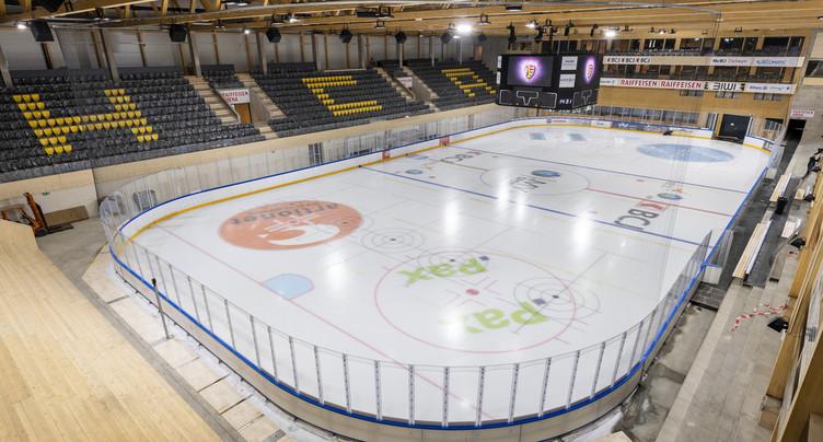 Le grand jour de la Raiffeisen Arena