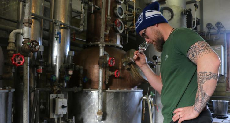 Sorti(e) de boîte - Distillerie de Porrentruy