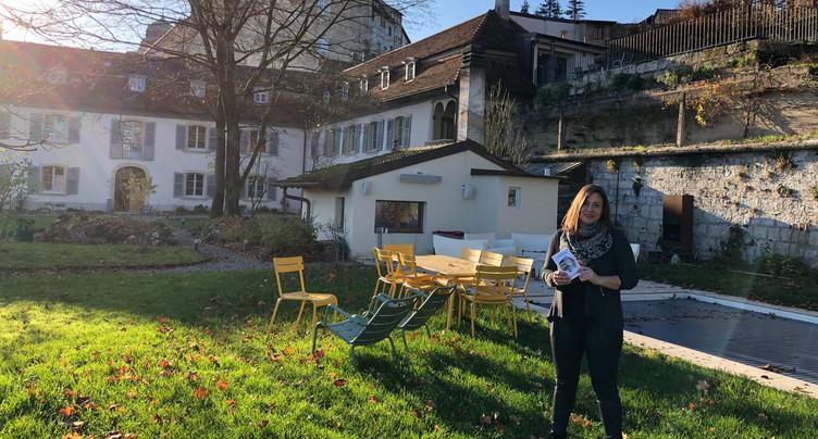 A l'ombre du Château, l'un des plus beaux hôtels de Suisse