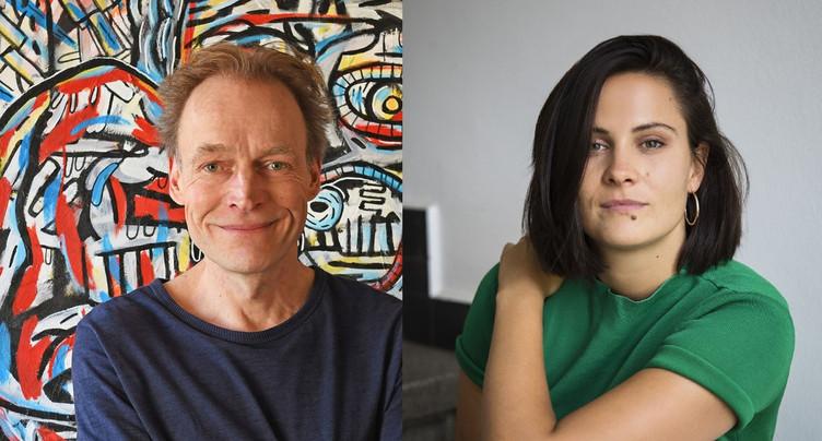 Deux lauréats pour l'atelier d'artiste à Paris