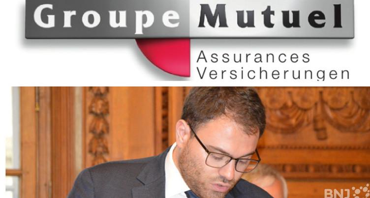 Fabio Bongiovanni passe au Groupe Mutuel