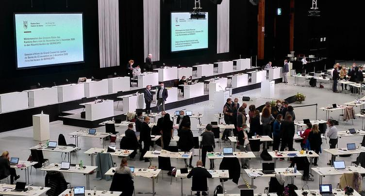 Le canton de Berne accouche de son budget dans la douleur