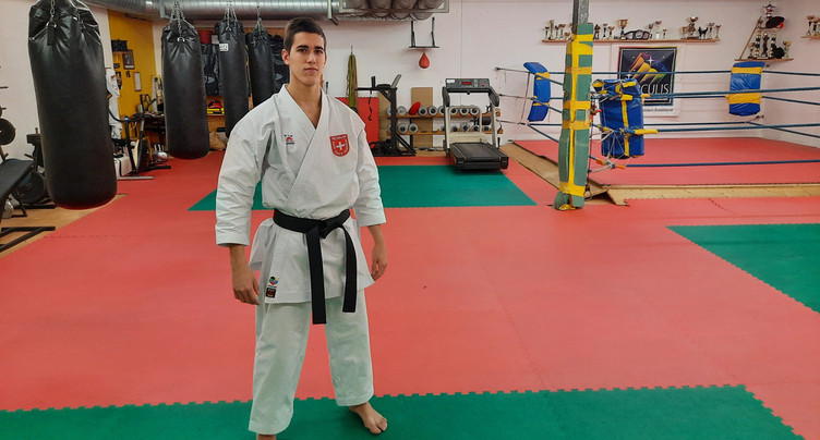 « Je m'entraîne avec »… Matias Moreno Domont
