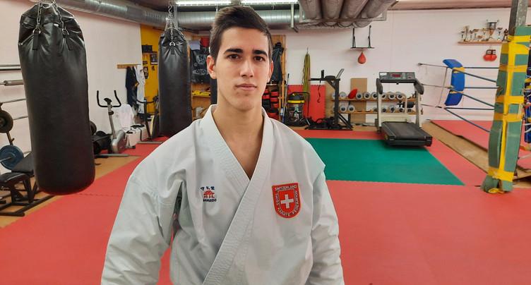 Encore une médaille d'or pour Matias Moreno Domont