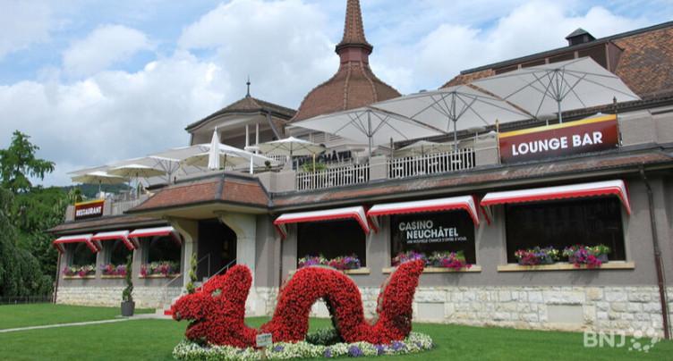 Le Casino de Neuchâtel pourra exploiter des jeux en ligne