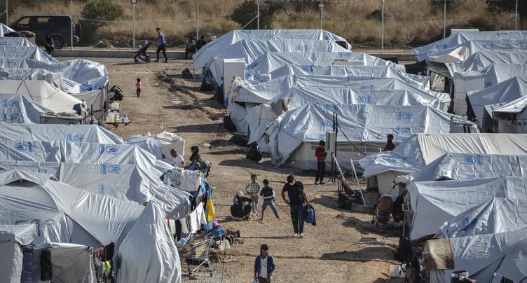 Trois pétitions pour l'accueil de migrants du camp de Moria