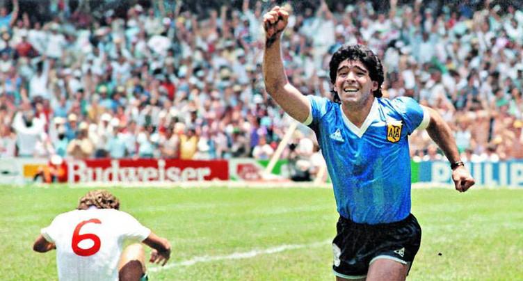 Diego Maradona est décédé
