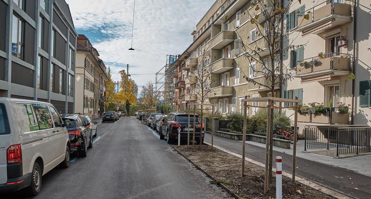 Bienne : plus de sécurité au quartier de l'avenir