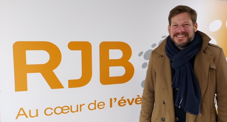 Adieux à la mairie : Marc-André Léchot