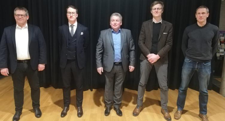 La répartition des dicastères de Val-de-Travers est connue