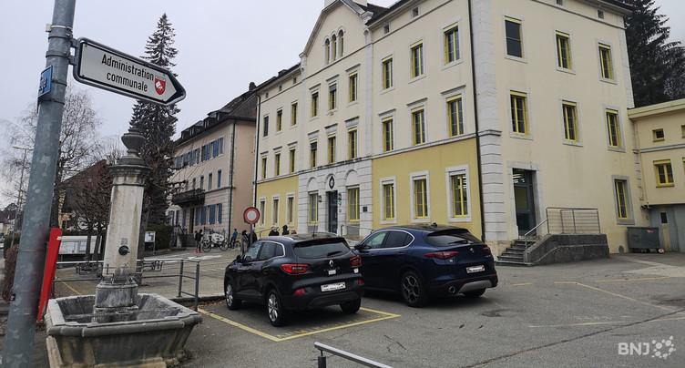 Conseil municipal de Sonvilier presque complet