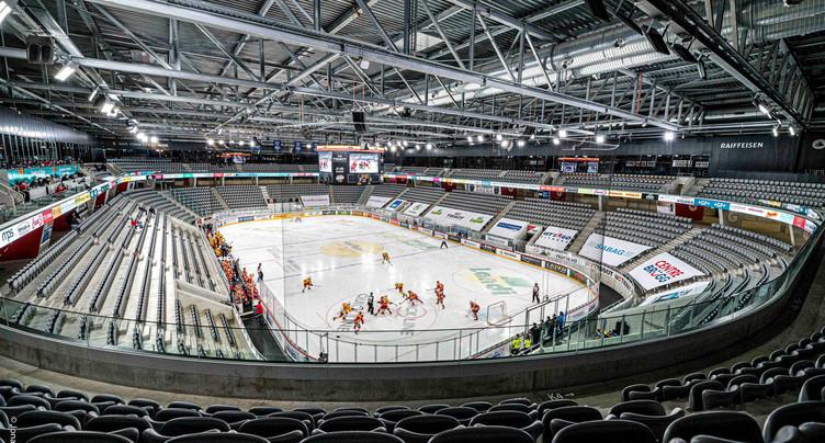 Le système de vidéosurveillance de la Tissot Arena sera renforcé