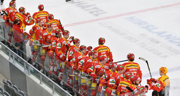 Le HC Bienne demande des sanctions contre Phil Baltisberger