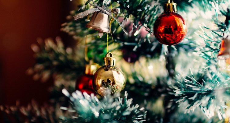 La féérie de Noël presque avant l'heure