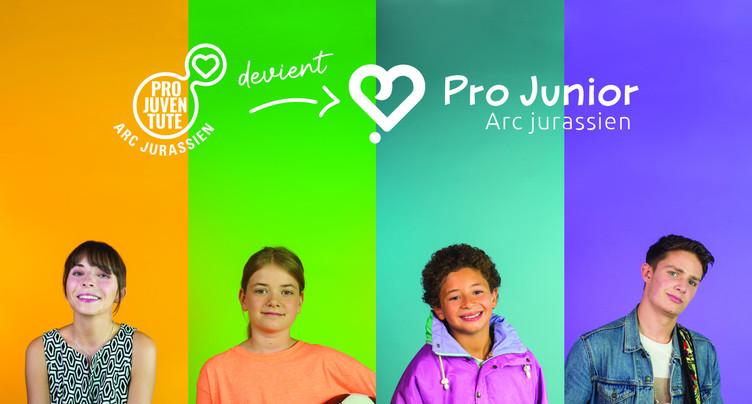 Pro Junior Arc jurassien remplace Pro Juventute