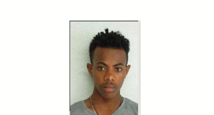 Un jeune homme a disparu