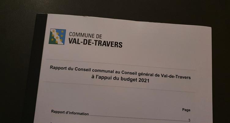 Situation inédite pour le budget 2021 de Val-de-Travers