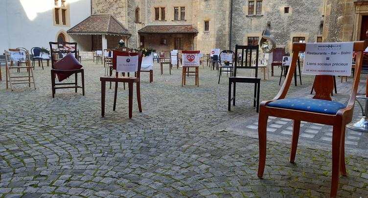 Les chaises vides pèsent sur l'hôtellerie-restauration