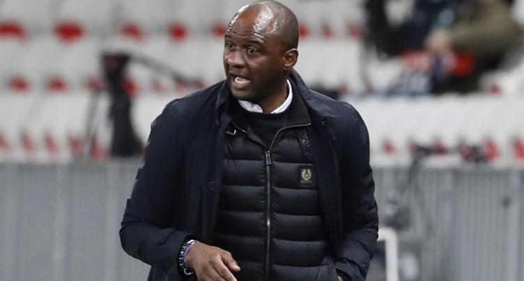 Ligue 1: c'est fini pour Vieira à l'OGC Nice