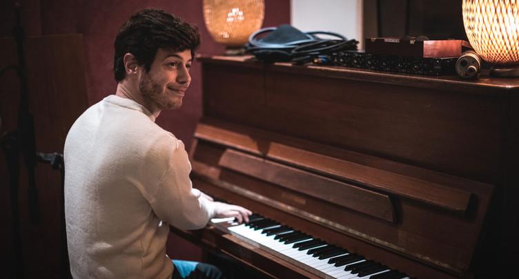 Jérôme Achermann va composer pour les autres