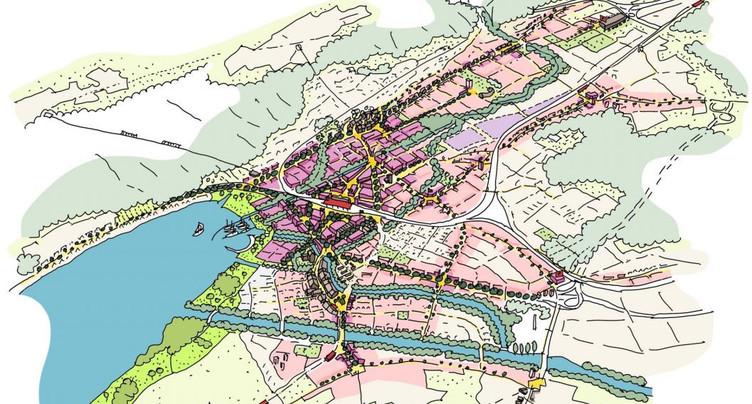 La nouvelle organisation chargée de mettre en œuvre le contournement de Bienne fait ses premiers pas