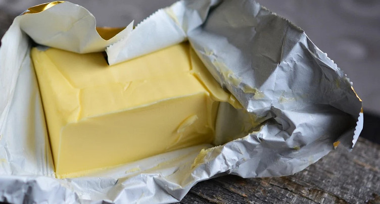 Les stocks de beurre suisse au plus bas
