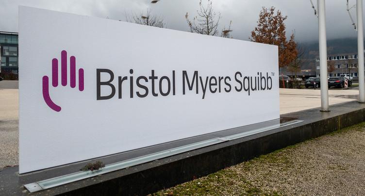 Bristol Myers Squibb finalise la vente de l'usine de Couvet