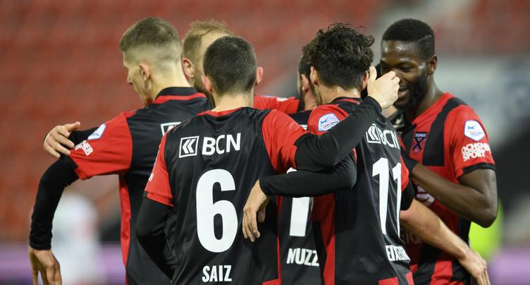 Le match Aarau-Xamax reporté