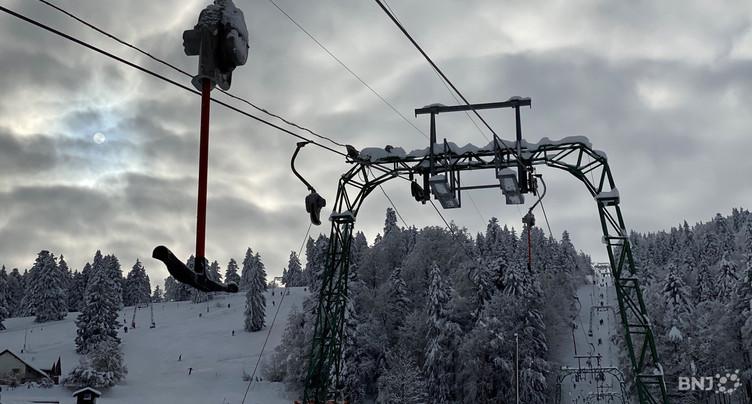 Le coronavirus n'a pas terni le bilan des stations de ski de la région