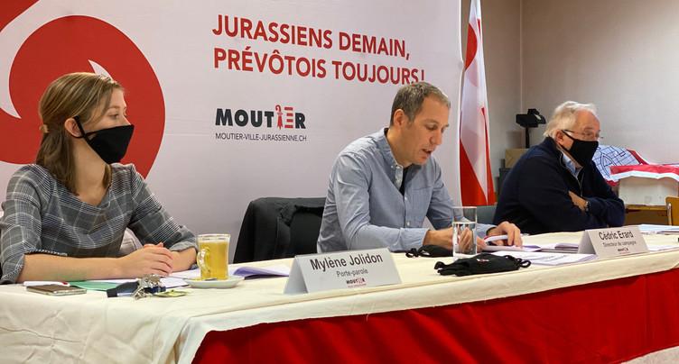 Vote d'appartenance cantonale : dernière ligne droite à Moutier