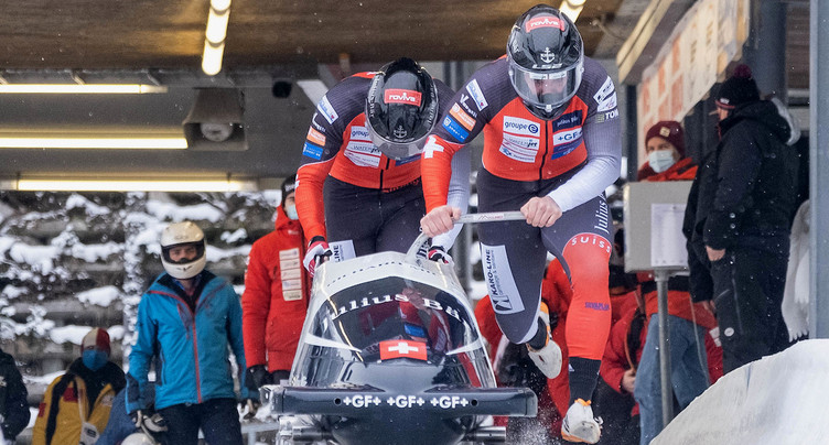 Trois top 10 à Innsbruck