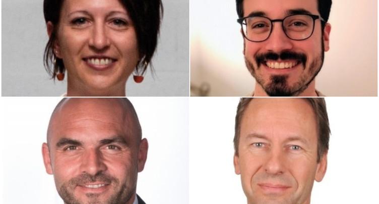 Quatre candidats à la candidature du PLR
