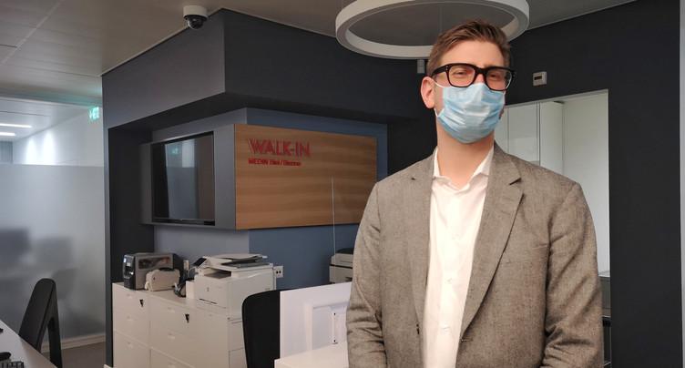 Les vaccins arrivent à Bienne