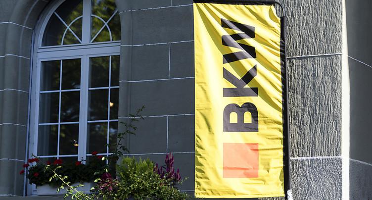 Le Grand Conseil bernois ne veut pas d'une scission du groupe BKW