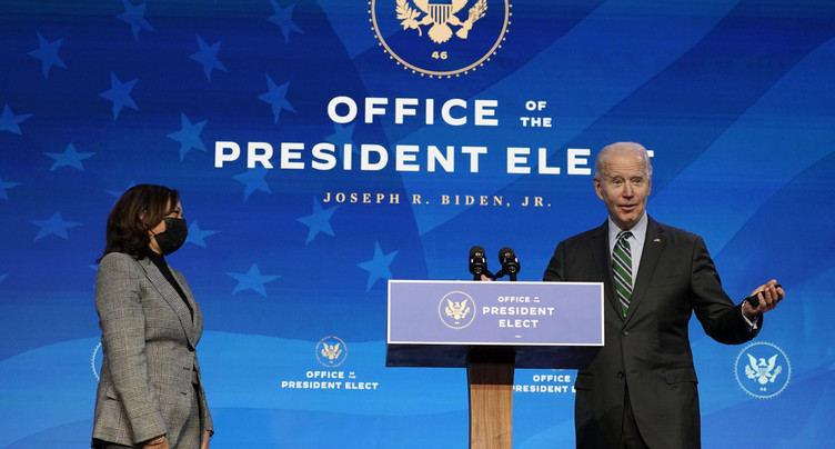Le monde en cause: Joe Biden et son programme