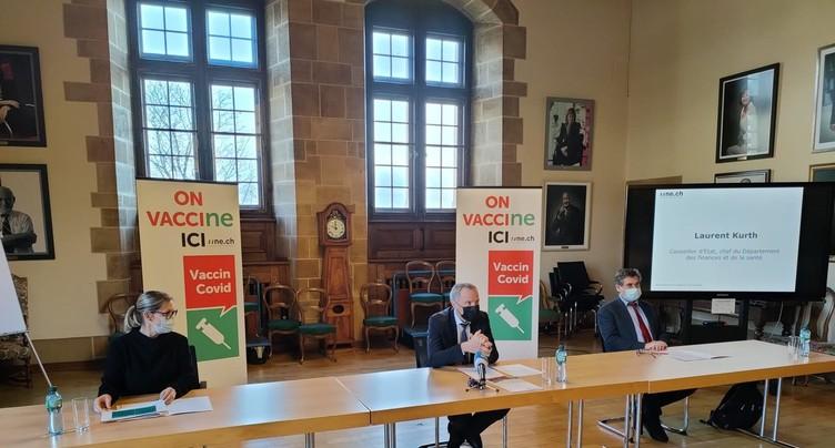La campagne de vaccination s'accélère